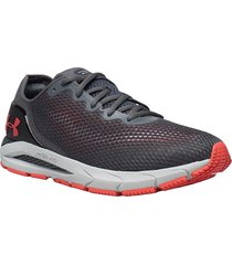 ua hovr sonic 4 shoes sport shoes running shoes grå under armour