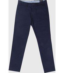 pantalón azul navy polo ralph lauren