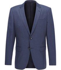 boss men's huge6 slim-fit blazer
