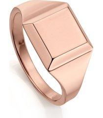 women's monica vinader signature signet ring