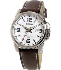 reloj casio ltp-1314l-7a-marron