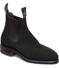 macquaire g shoes chelsea boots svart r.m. williams