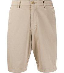 boss knee-high bermuda shorts - neutrals