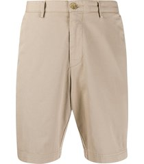 boss knee-high bermuda shorts - neutrals
