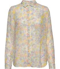 hayden shirt blus långärmad multi/mönstrad inwear