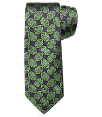 reserve collection oval medallion tie clearance