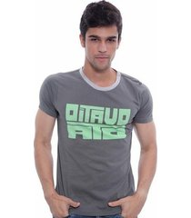 26fea9404b Camisetas - Personalizados - Algodão - Cinza - 3 produtos com até ...