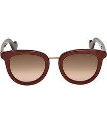 48mm square sunglasses