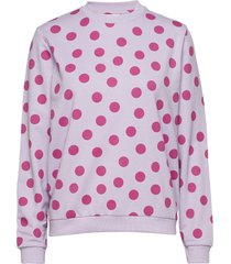 samila sweat-shirt tröja rosa moves