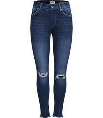 skinny jeans blush destroyed