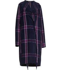 short coat with fringes
