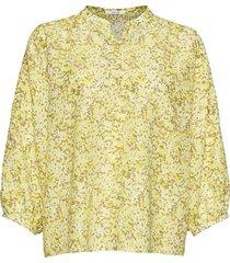 opus blouse met print flanja