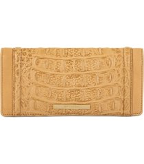 brahmin calhoun leather ady wallet