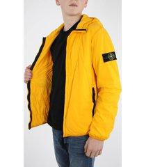 stone island yellow jacket