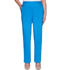 alfred dunner women's missy sea you there proportioned medium pant