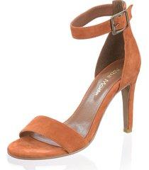 sandaletter alba moda orange