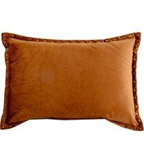 almofada decorativa de veludo belaya