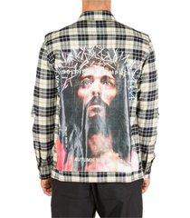camicia uomo maniche lunghe jesus