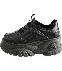 sneakers klingel svart