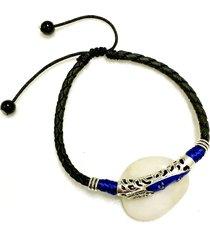 braccialetti alla caviglia vintage unisex lucky red rope etnico regolabile cavigliere beach gioielli a piedi nudi