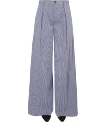 dsquared2 palazzo trousers