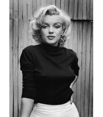 marilyn monroe black sweater   2.5 x 3.5 fridge magnet