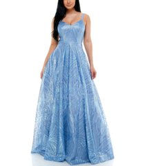 say yes to the prom juniors' sequin gown, created for macy's