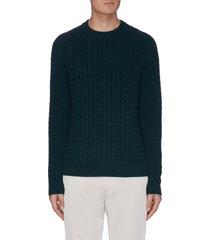 'nardo crimden' cable knit sweater
