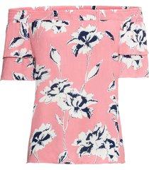 camicetta con spalle scoperte (rosa) - bodyflirt