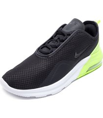 zapatilla air max motion 2 negro nike