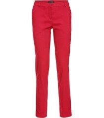 pantaloni elasticizzati (rosso) - bodyflirt