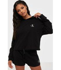 calvin klein underwear l/s hoodie pyjamas & mysplagg