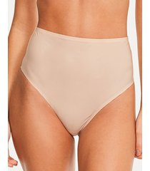smoothing high-waisted thong