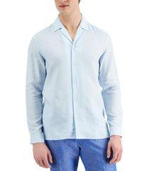 inc international concepts men's joseph camp shirt, created for macy's