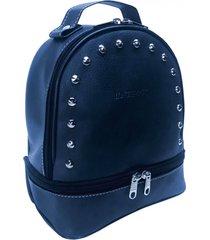 mochila azul longtemps