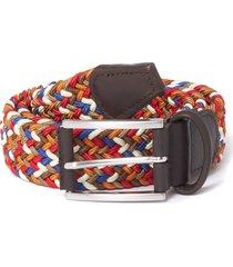 anderson's belts elastic woven belt | multi | 2949/032