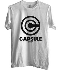 capsule corps shirt men tee s to 3xl white