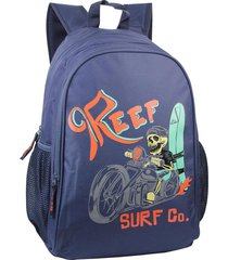 mochila azul reef 17.5
