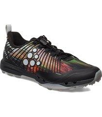 ocrxctm m shoes sport shoes running shoes svart craft