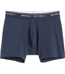 boxer azul-negro banana republic
