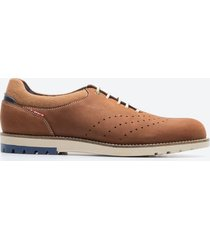oxford casual hombre freeport zmti caramelo