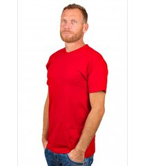 alan red t-shirt vermont red
