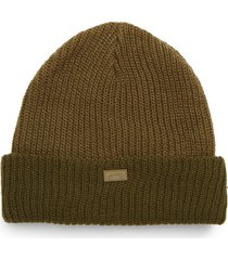 women's billabong roamer bicolor beanie - green