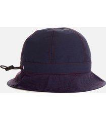 ps paul smith men's bucket hat - blue - m
