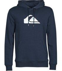 sweater quiksilver comp logo hood