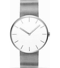 reloj de pulsera de cuero original de cuarzo xiaomi.