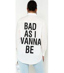 akira bad as i wanna be shirt