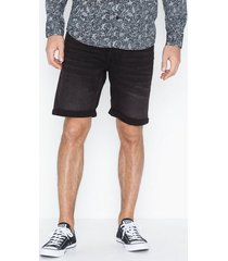 only & sons onsply reg black sw shorts pk 2021 shorts svart