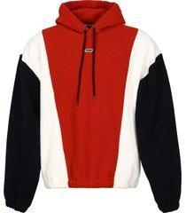msgm fleece hoodie