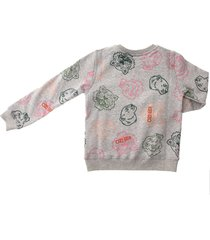 kenzo ghita crazy jungle sweatshirt